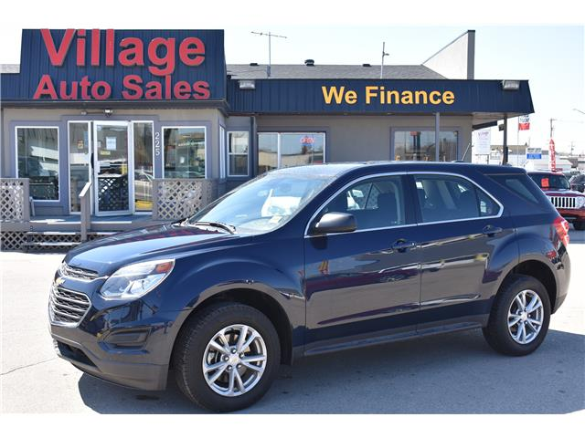2017 Chevrolet Equinox LS (Stk: P37708) in Saskatoon - Image 1 of 26