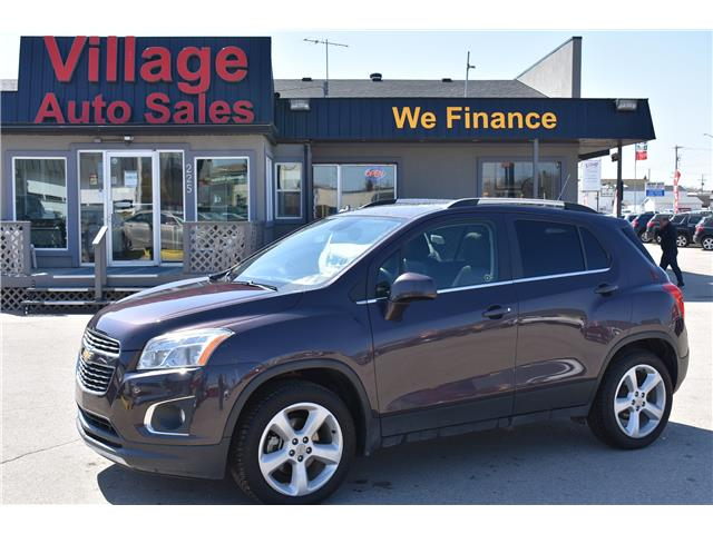 2015 Chevrolet Trax LTZ (Stk: P37738) in Saskatoon - Image 1 of 25