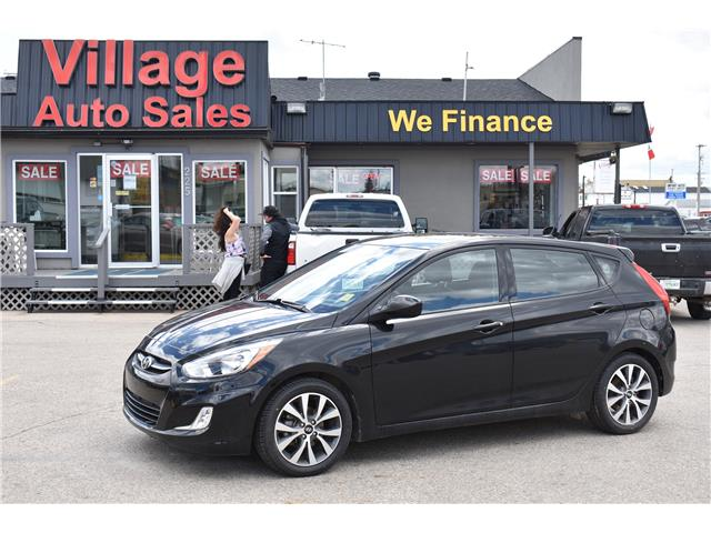 2017 Hyundai Accent LE (Stk: T37769) in Saskatoon - Image 1 of 26