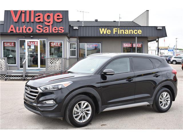 2018 Hyundai Tucson Premium 2.0L (Stk: P37774) in Saskatoon - Image 1 of 24