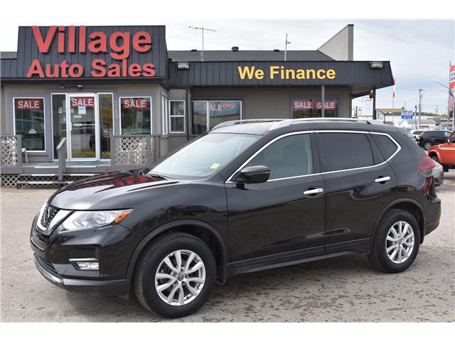 2018 Nissan Rogue SV (Stk: P37775) in Saskatoon - Image 1 of 23