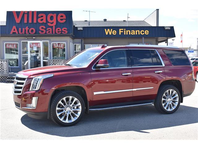 2019 Cadillac Escalade Luxury (Stk: P37796) in Saskatoon - Image 1 of 30