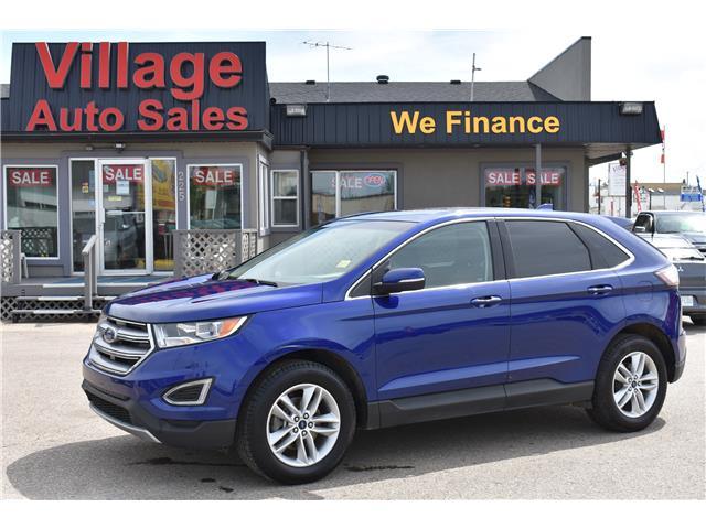 2015 Ford Edge SEL 2FMTK3J8XFBB86954 P37821 in Saskatoon