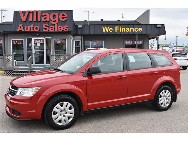 2017 Dodge Journey CVP/SE 3C4PDCAB9HT514870 P37842 in Saskatoon