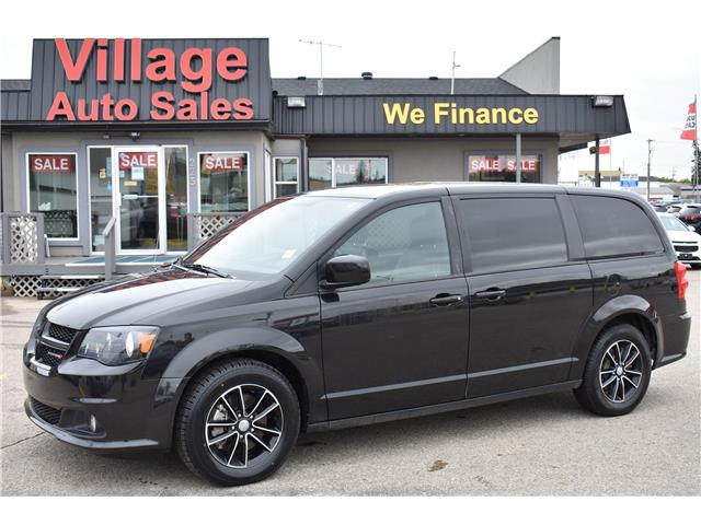 2018 Dodge Grand Caravan GT (Stk: P37833) in Saskatoon - Image 1 of 27