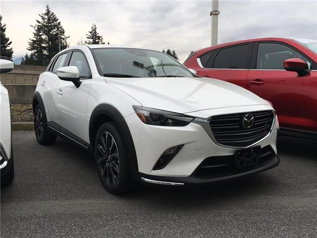 2019 Mazda CX-3 GT (Stk: 9M053) in Chilliwack - Image 4 of 5