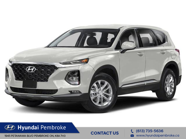 2019 Hyundai Santa Fe Preferred 2.4 (Stk: 19008) in Pembroke - Image 1 of 9