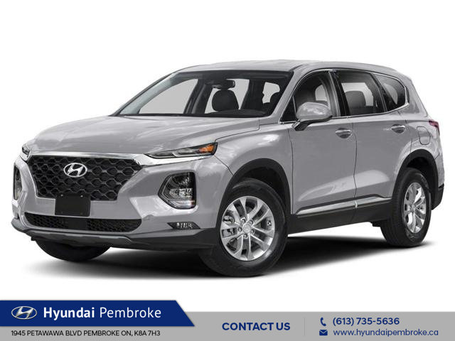 2019 Hyundai Santa Fe  (Stk: 19082) in Pembroke - Image 1 of 9