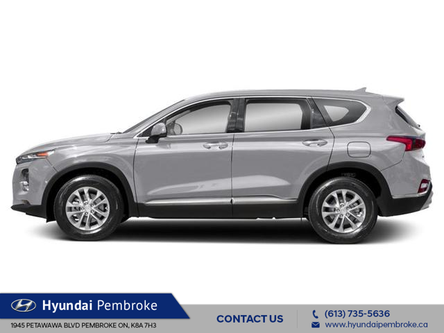 2019 Hyundai Santa Fe Preferred 2.4 (Stk: 19086) in Pembroke - Image 2 of 9