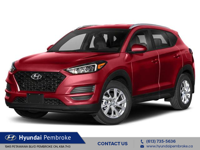 2019 Hyundai Tucson Preferred (Stk: 19215) in Pembroke - Image 1 of 9