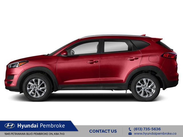 2019 Hyundai Tucson Preferred (Stk: 19215) in Pembroke - Image 2 of 9