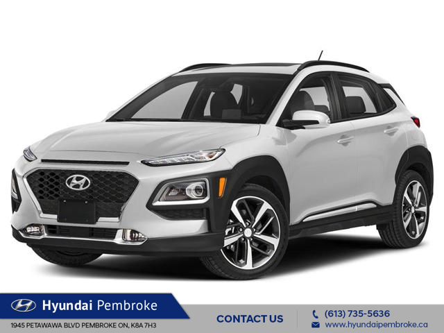 2019 Hyundai Kona 2.0L Preferred (Stk: 19323) in Pembroke - Image 1 of 9