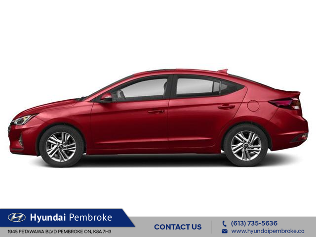 2020 Hyundai Elantra ESSENTIAL (Stk: 20000) in Pembroke - Image 2 of 9