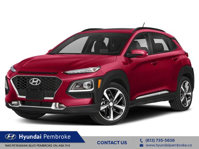 2019 Hyundai Kona 2.0L Essential (Stk: 19391) in Pembroke - Image 1 of 9