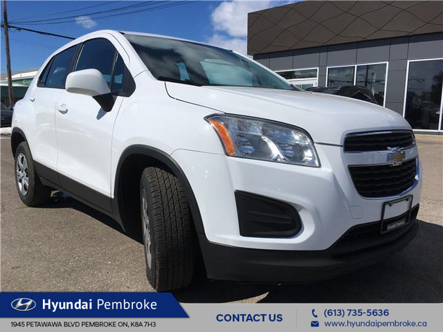 2015 Chevrolet Trax LS (Stk: 19284A) in Pembroke - Image 7 of 22