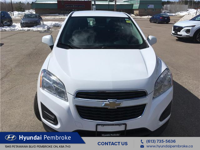 2015 Chevrolet Trax LS (Stk: 19284A) in Pembroke - Image 8 of 22