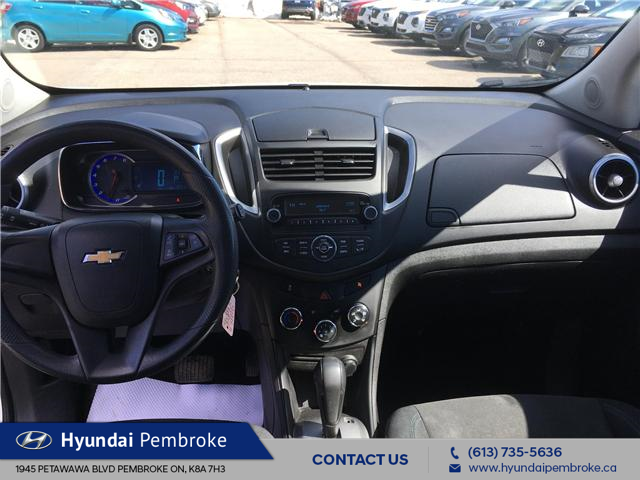 2015 Chevrolet Trax LS (Stk: 19284A) in Pembroke - Image 13 of 22