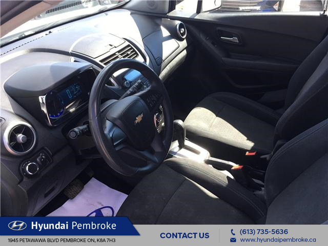 2015 Chevrolet Trax LS (Stk: 19284A) in Pembroke - Image 15 of 22