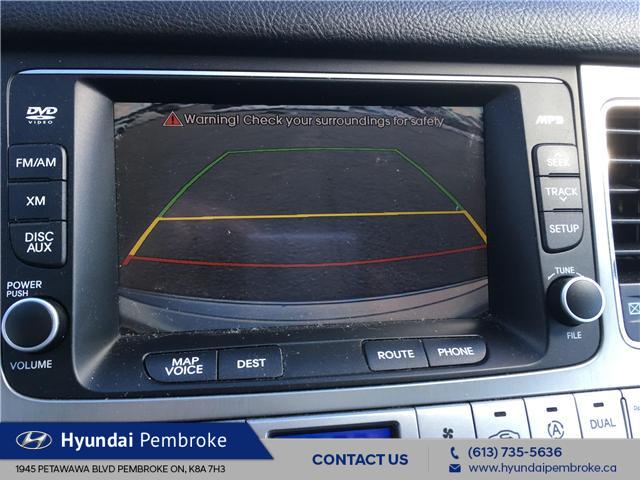 2011 Hyundai Genesis  (Stk: 19118A) in Pembroke - Image 21 of 25