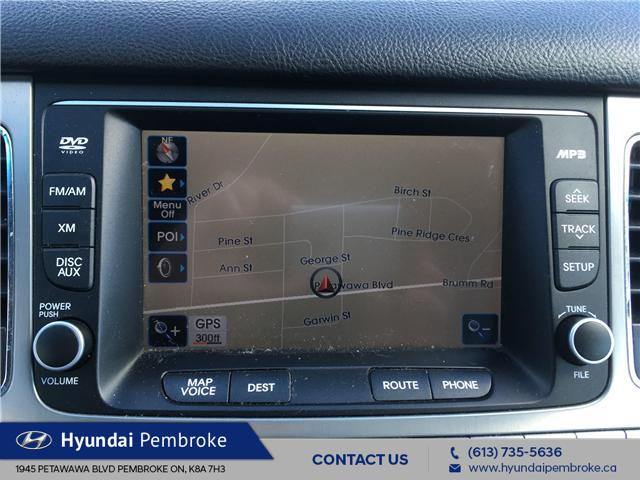 2011 Hyundai Genesis  (Stk: 19118A) in Pembroke - Image 22 of 25