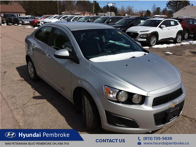 2012 Chevrolet Sonic LT (Stk: 19288A) in Pembroke - Image 2 of 13