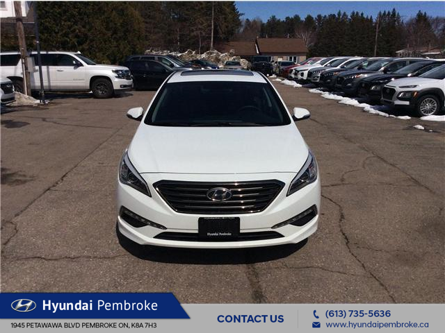 2017 Hyundai Sonata  (Stk: P362) in Pembroke - Image 2 of 15