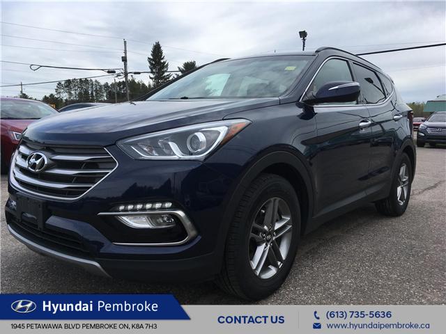 2017 Hyundai Santa Fe Sport  (Stk: 19009A) in Pembroke - Image 1 of 26