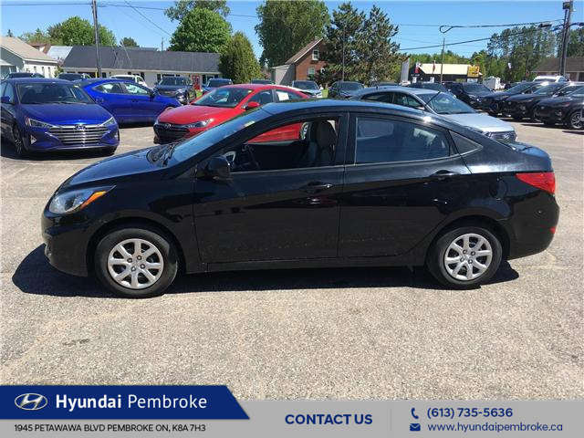 2014 Hyundai Accent L (Stk: 19332A) in Pembroke - Image 2 of 20