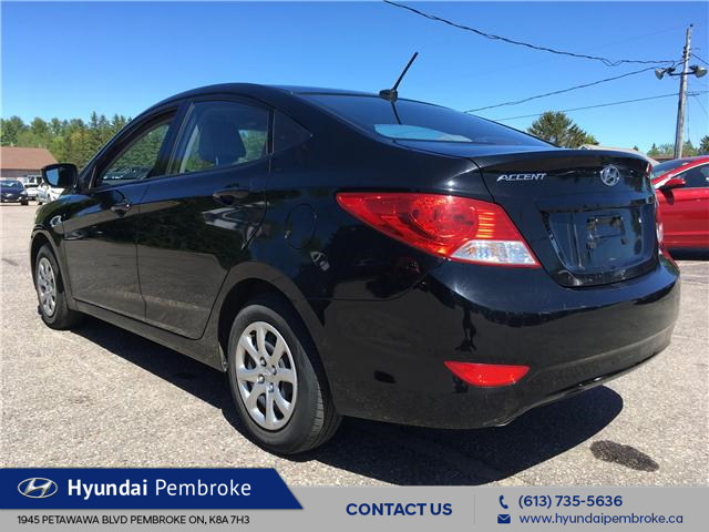 2014 Hyundai Accent L (Stk: 19332A) in Pembroke - Image 3 of 20