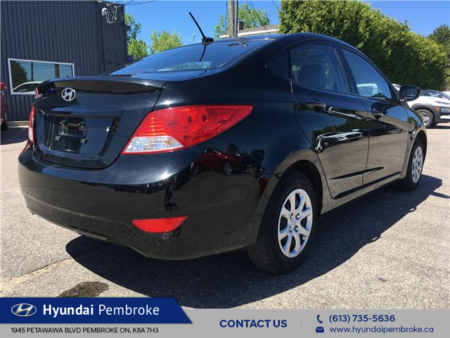 2014 Hyundai Accent L (Stk: 19332A) in Pembroke - Image 5 of 20