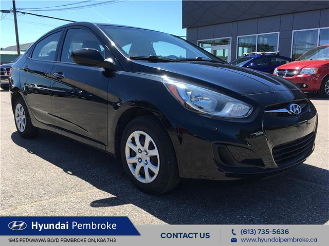 2014 Hyundai Accent L (Stk: 19332A) in Pembroke - Image 7 of 20