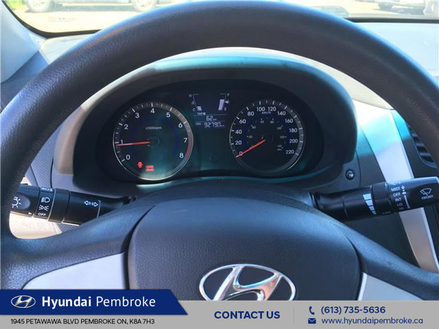 2014 Hyundai Accent L (Stk: 19332A) in Pembroke - Image 16 of 20