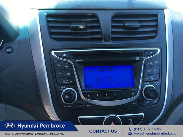 2014 Hyundai Accent L (Stk: 19332A) in Pembroke - Image 18 of 20