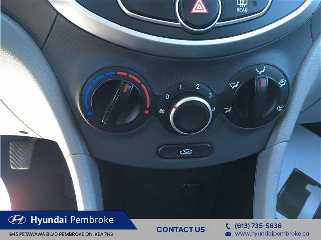 2014 Hyundai Accent L (Stk: 19332A) in Pembroke - Image 19 of 20