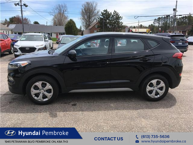 2018 Hyundai Tucson Base 2.0L (Stk: 19236A) in Pembroke - Image 2 of 22