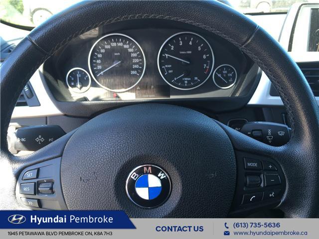 2013 BMW 328  (Stk: 19385A) in Pembroke - Image 19 of 24