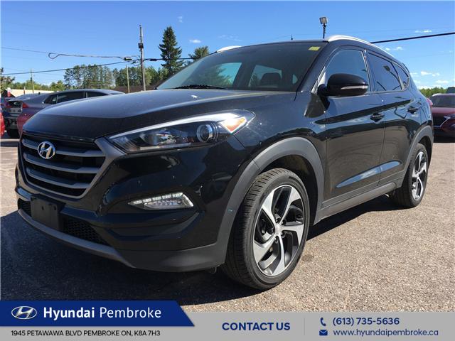 2016 Hyundai Tucson Premium 1.6 (Stk: 19365A) in Pembroke - Image 1 of 26