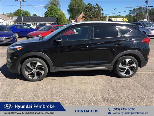 2016 Hyundai Tucson Premium 1.6 (Stk: 19365A) in Pembroke - Image 2 of 26