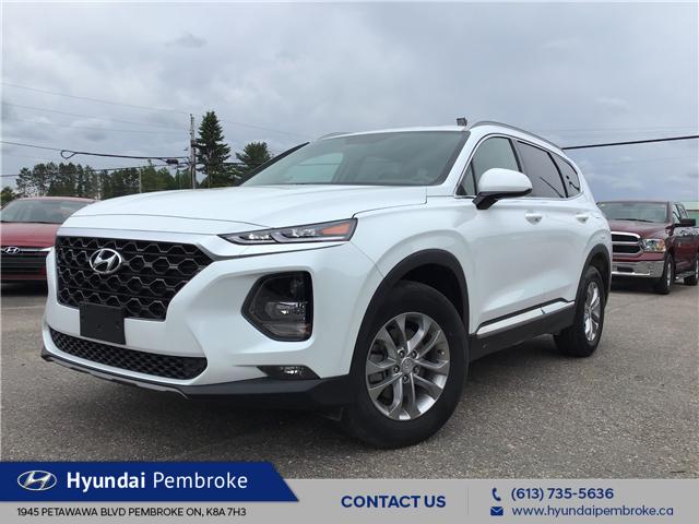 2019 Hyundai Santa Fe ESSENTIAL (Stk: P365) in Pembroke - Image 1 of 17