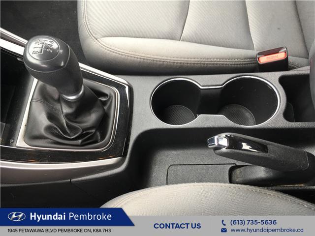 2013 Hyundai Elantra GL (Stk: 19396A) in Pembroke - Image 22 of 22