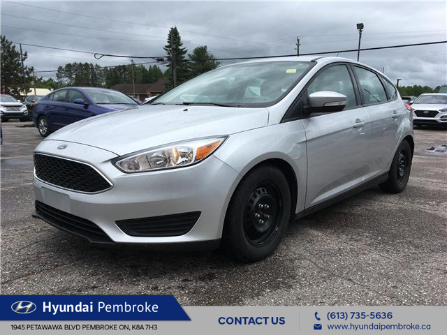 2016 Ford Focus SE (Stk: 18333B) in Pembroke - Image 1 of 20