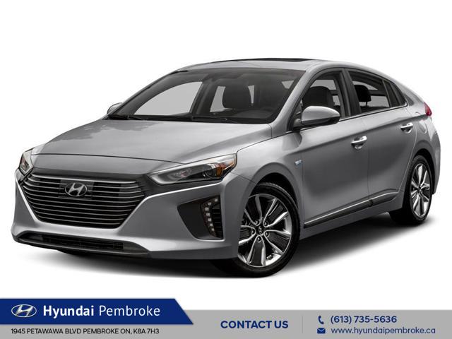 2019 Hyundai Ioniq Hybrid Preferred (Stk: 19407) in Pembroke - Image 1 of 9