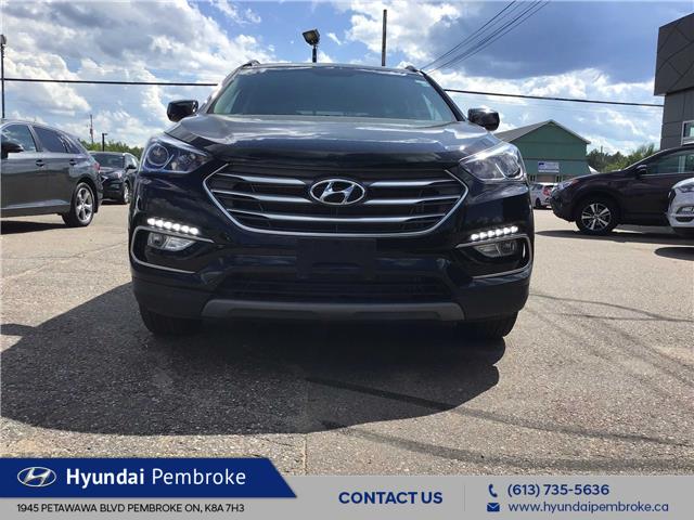 2018 Hyundai Santa Fe Sport 2.4 Base (Stk: P367) in Pembroke - Image 2 of 20