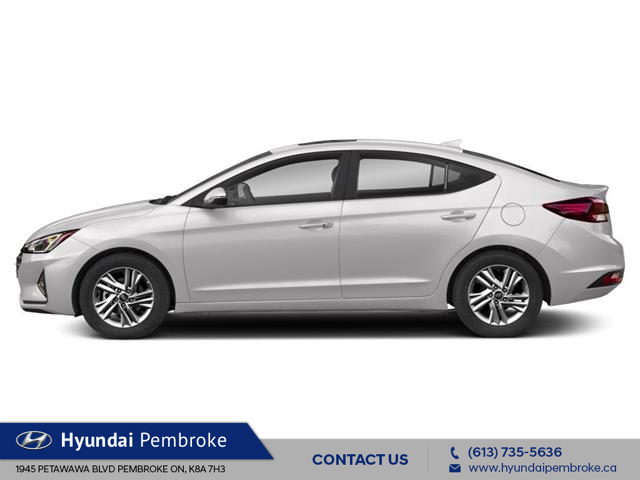 2020 Hyundai Elantra Preferred w/Sun & Safety Package (Stk: 20006) in Pembroke - Image 2 of 9