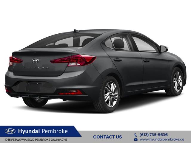 2020 Hyundai Elantra Preferred w/Sun & Safety Package (Stk: 20007) in Pembroke - Image 3 of 9