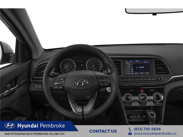 2020 Hyundai Elantra Preferred w/Sun & Safety Package (Stk: 20011) in Pembroke - Image 4 of 9