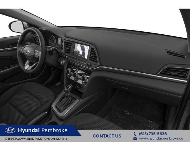 2020 Hyundai Elantra Preferred w/Sun & Safety Package (Stk: 20011) in Pembroke - Image 9 of 9