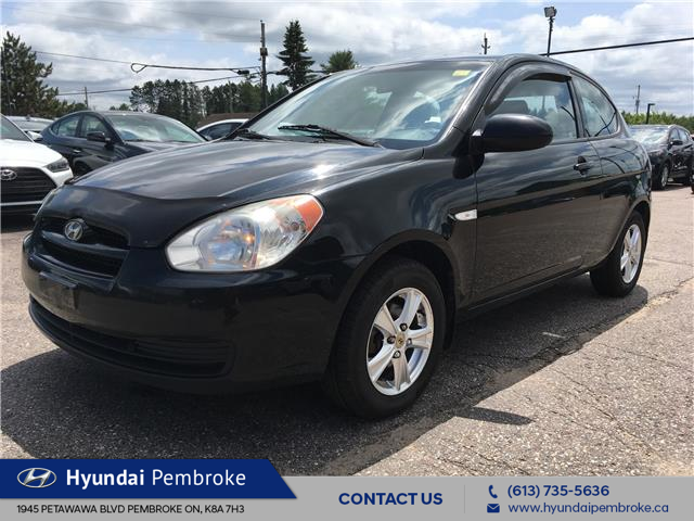 2009 Hyundai Accent L (Stk: 19343B) in Pembroke - Image 1 of 20