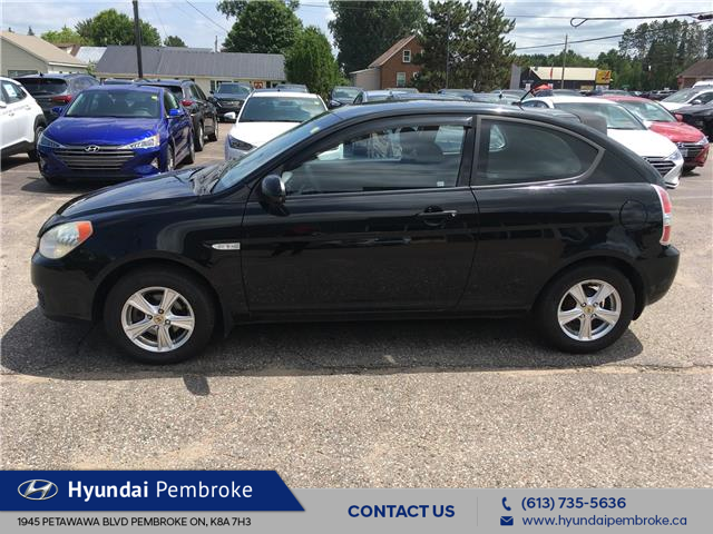 2009 Hyundai Accent L (Stk: 19343B) in Pembroke - Image 2 of 20