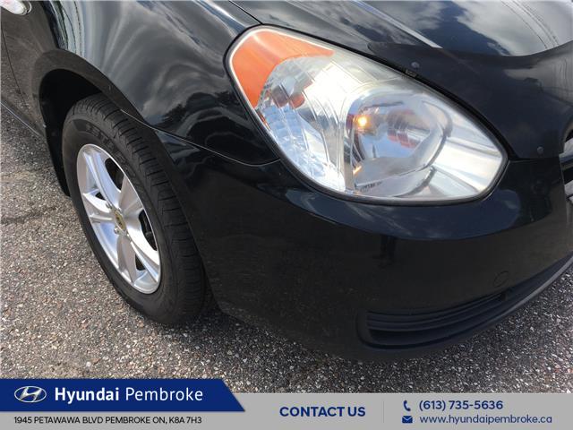 2009 Hyundai Accent L (Stk: 19343B) in Pembroke - Image 9 of 20